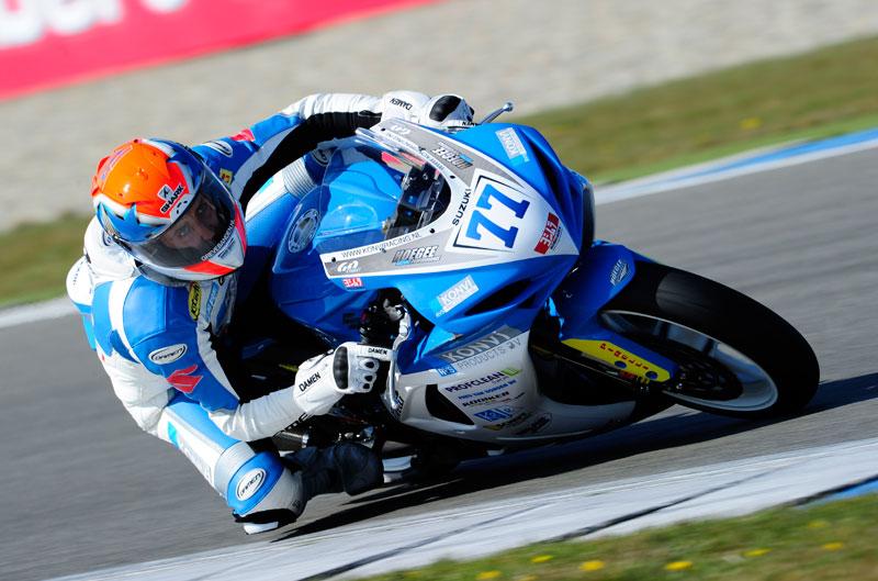 Regresa Suzuki al Mundial de Supersport