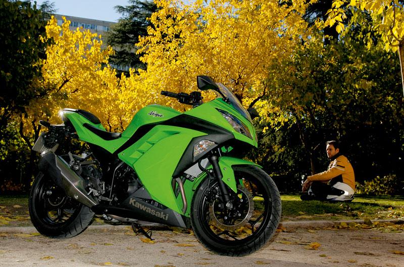 Kawasaki Ninja 300. Prueba a fondo