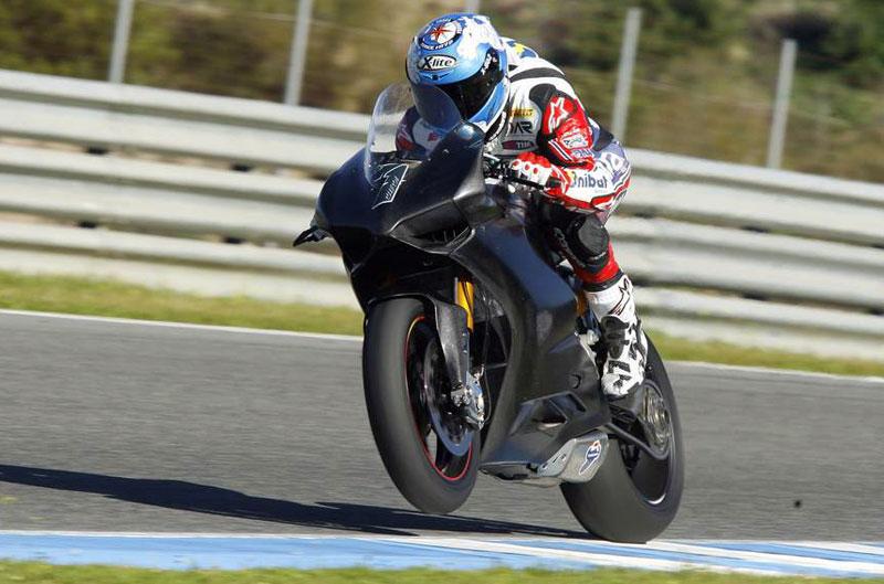 Test SBK en Jerez: Llegan Ducati y BMW; se van Aprilia y Kawasaki