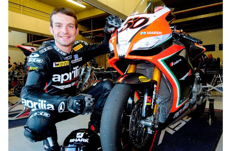 Sylvian Guintoli ficha por Aprilia Racing