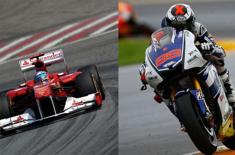 Encuesta de la semana: Fórmula 1 y MotoGP