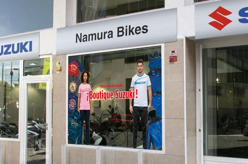 Nueva Boutique Casual Suzuki