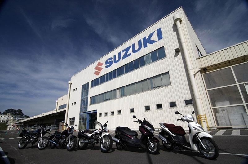 Encierro del Comité de Suzuki en Gijón