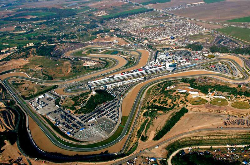 El circuito de Jerez será sede del Mundial de MotoGP hasta 2015