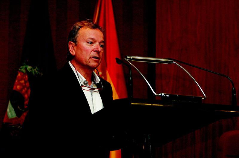 Ángel Viladoms, el nuevo presidente de la RFME