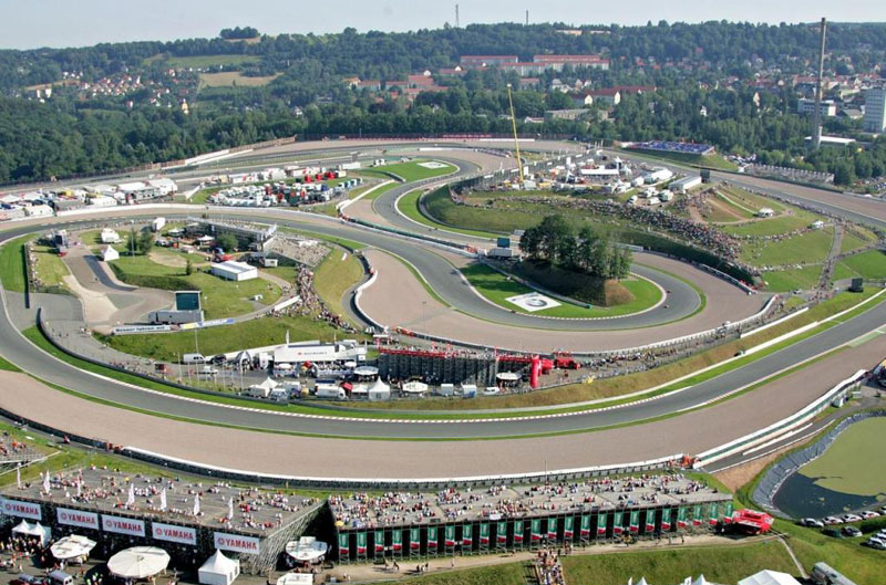 El GP de Sachsenring se retrasa una semana