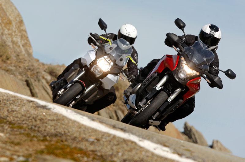 Comparativa Honda Crosstourer vs Kawasaki Versys 1000