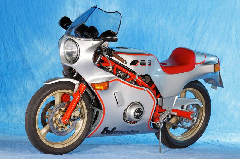 Bimota SB3 1980-1983