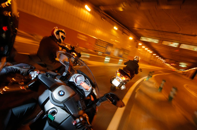 Comparativa maxiscooter La Moto: BMW, Honda y Suzuki