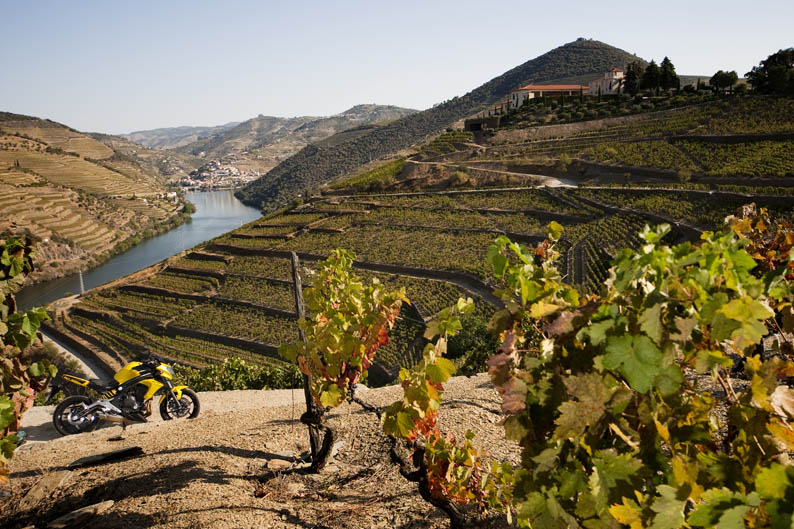 Turismo: Ribera do Douro