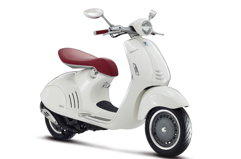 Vespa 946. Análisis scooter