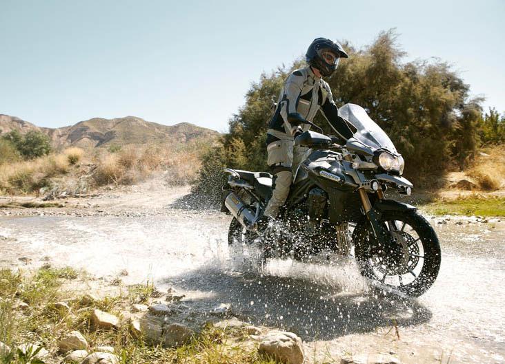 Triumph Explorer en oferta hasta el 28 de febrero