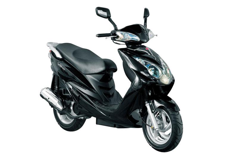 SYM y sus nuevas promos de scooters 125