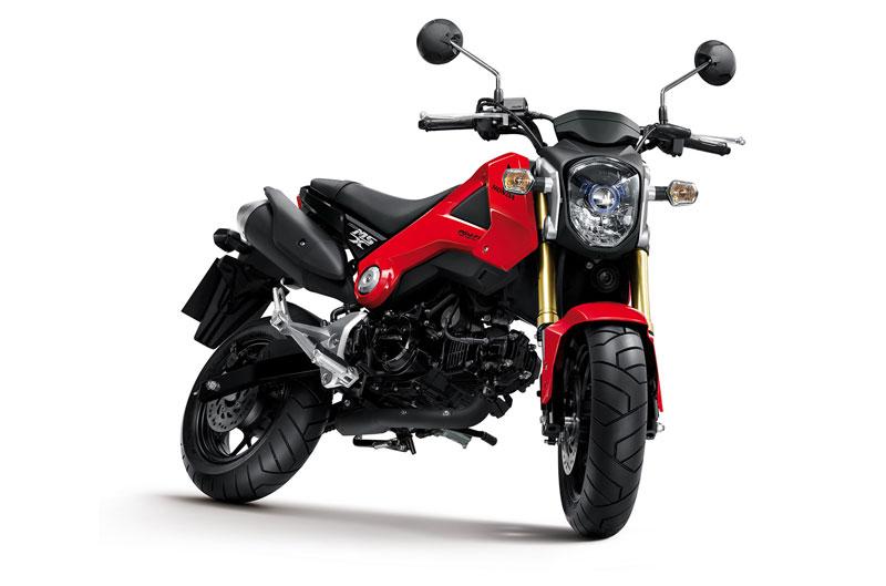 Honda presenta la nueva MSX125