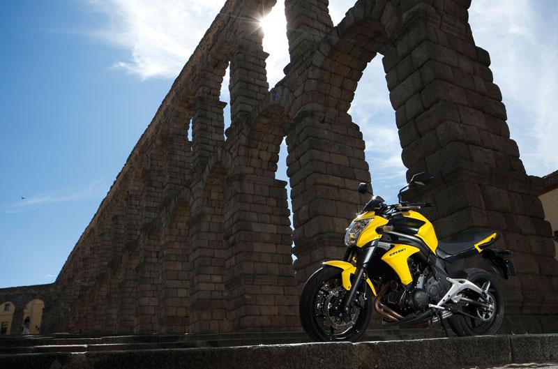 Motos para el A2 de Kawasaki en promoción