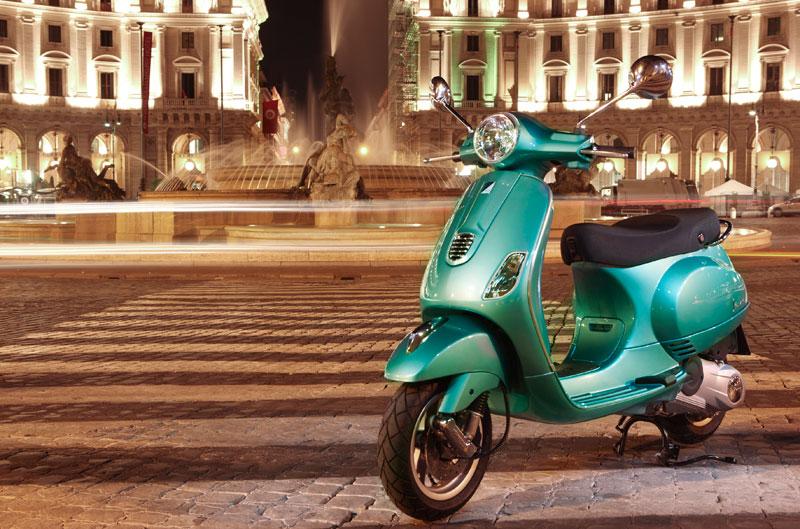 Promociones de enero del Grupo Piaggio