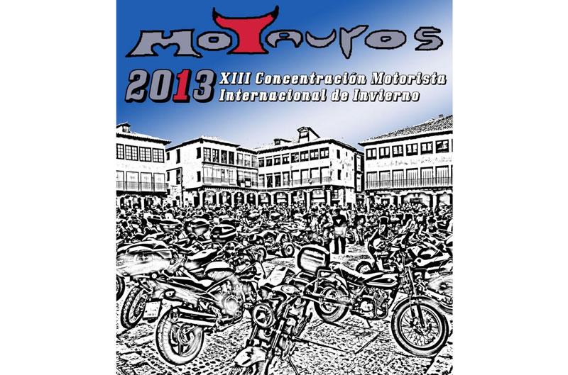 XIII  Concentración Motorista Internacional de Invierno Motauros