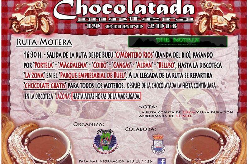 II Chocolatada Motera Bueu