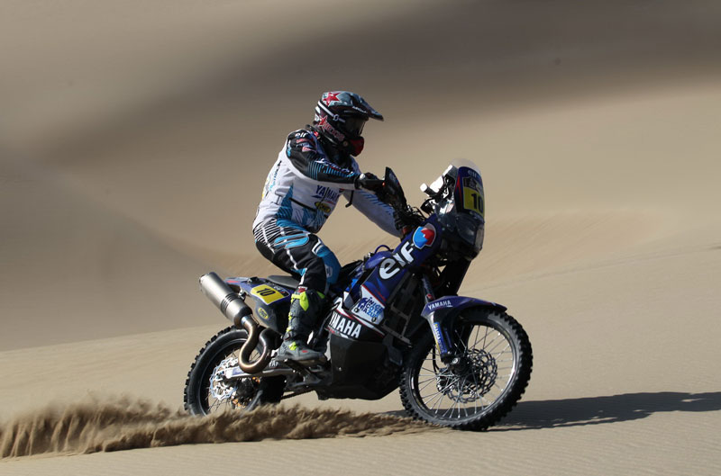El Dakar 2013, impredecible