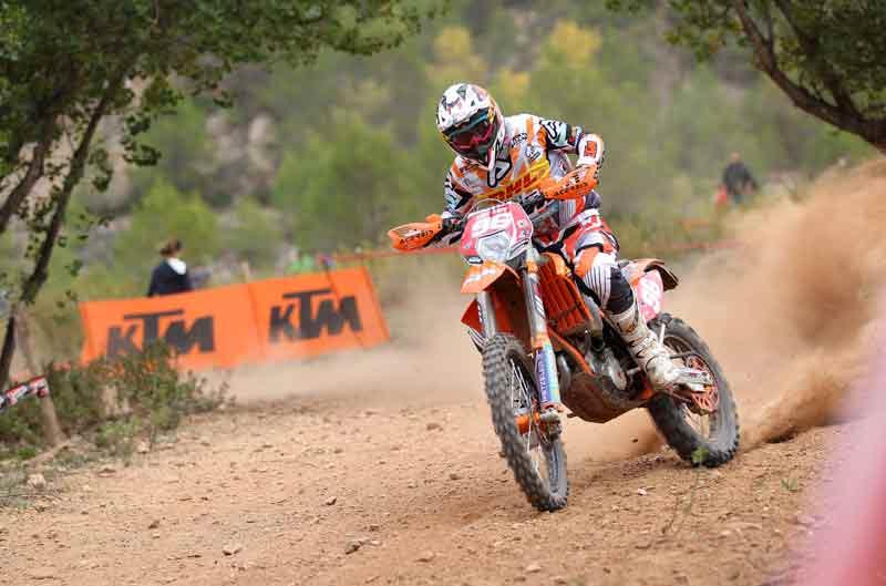 KTM España define sus equipos 2013