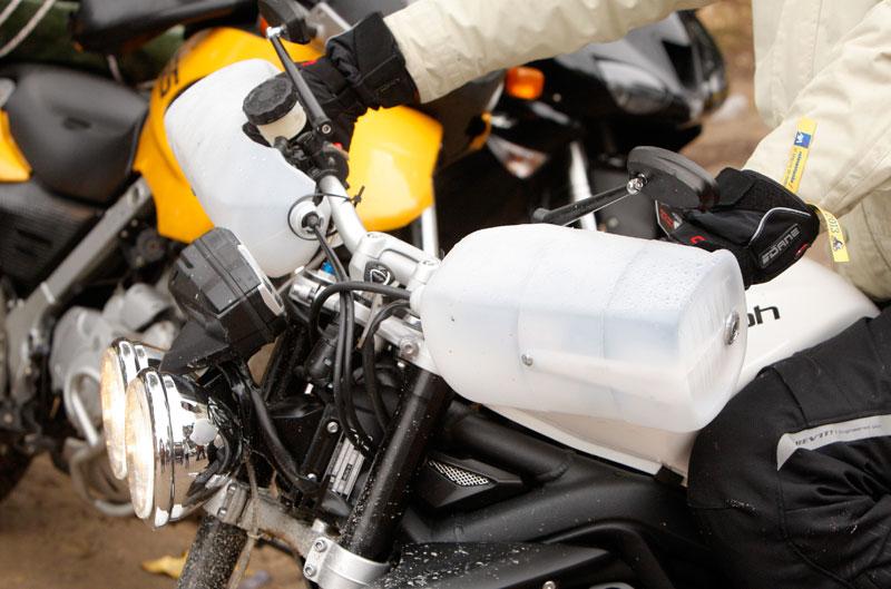 Encuesta de la semana: Trucos para evitar el frío en moto