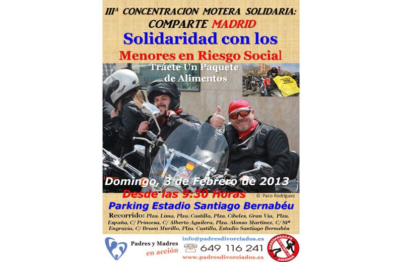 III Concentración Solidaria Madrid