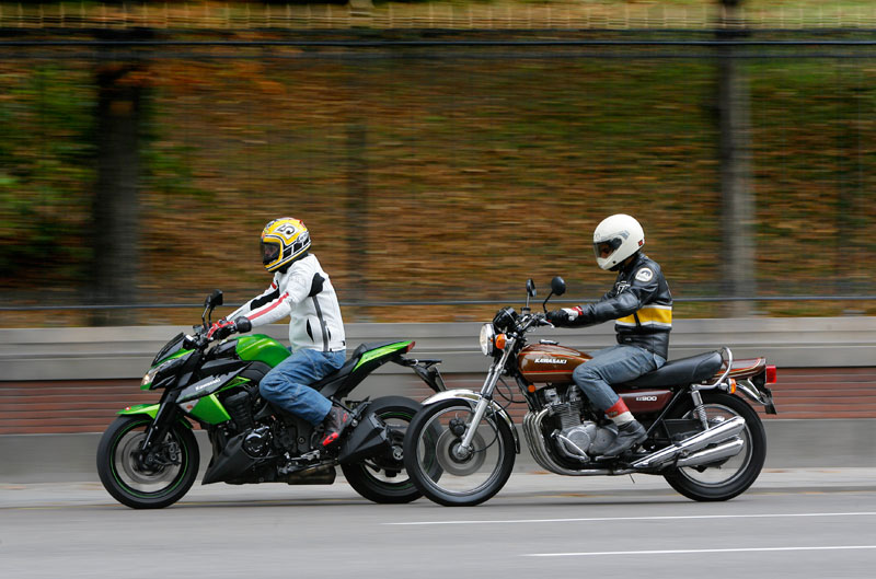 40 Aniversario Kawasaki Z