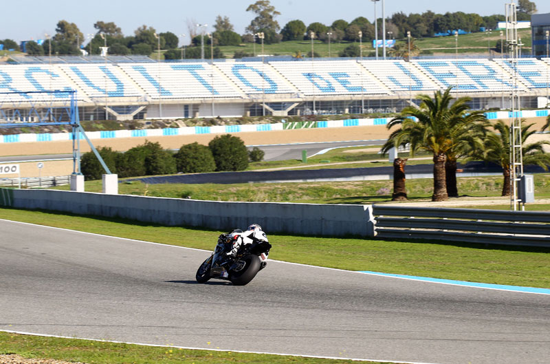 Dos días de test en Jerez para 30 pilotos del Mundial de SBK