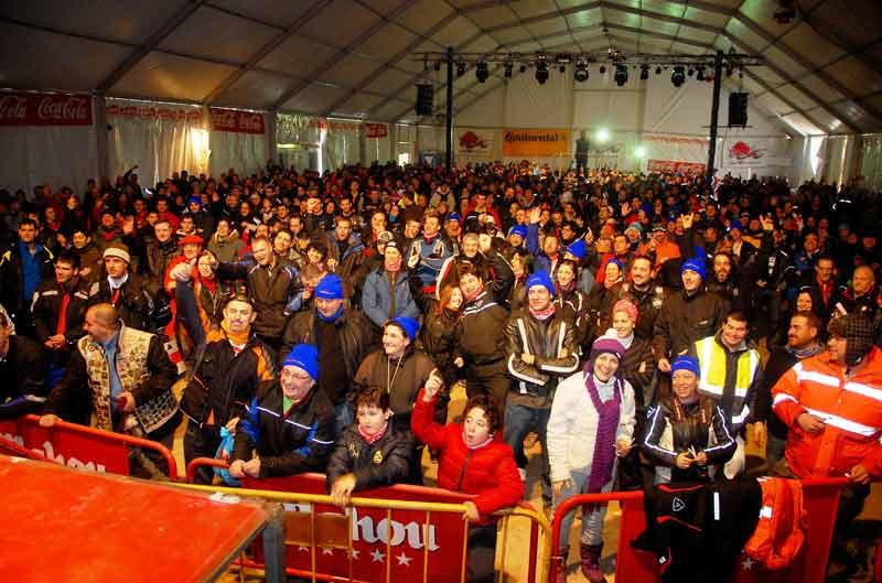 Miles de personas disfrutan con Pont Grup en Motauros