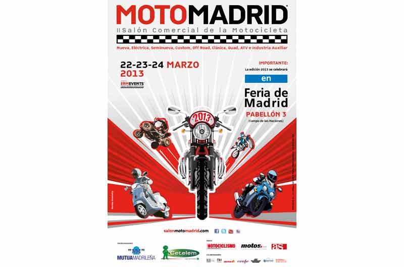 MotoMadrid, evento referencia de las dos ruedas en España