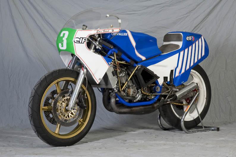 Chevalier Yamaha 250