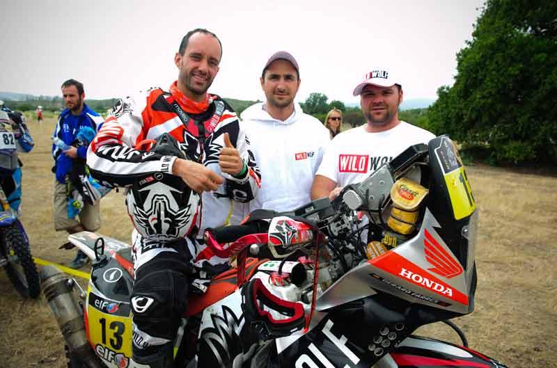 Gerard Farrés: Me esperaba un Dakar más duro