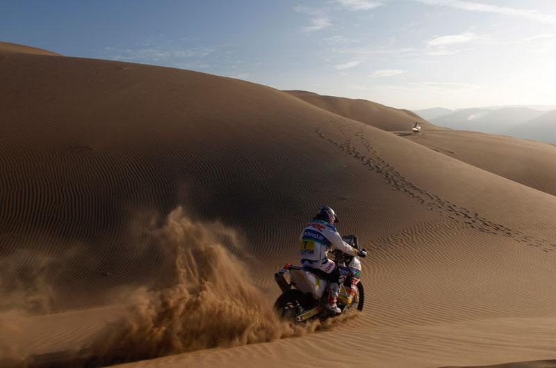 Encuesta de la semana: El Dakar en África más duro que en Suramérica