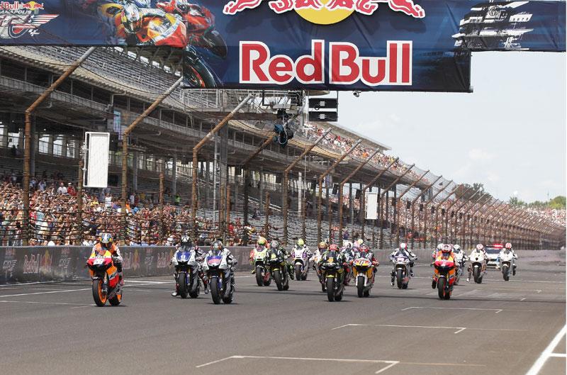 Mayor espectáculo en las clasificaciones de MotoGP