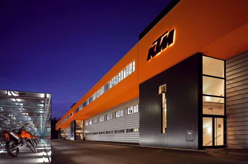 KTM bate su cifra de ventas