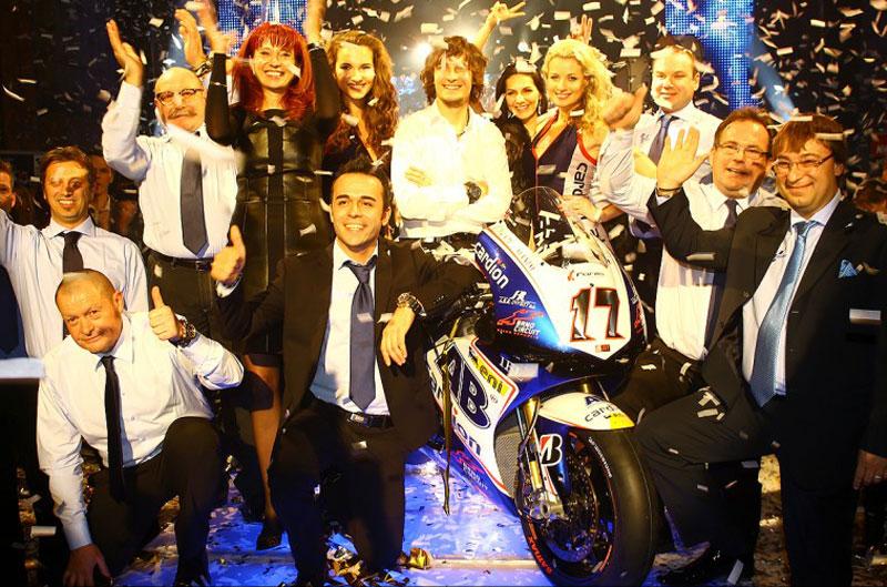 Karel Abraham presenta su nueva arma en MotoGP