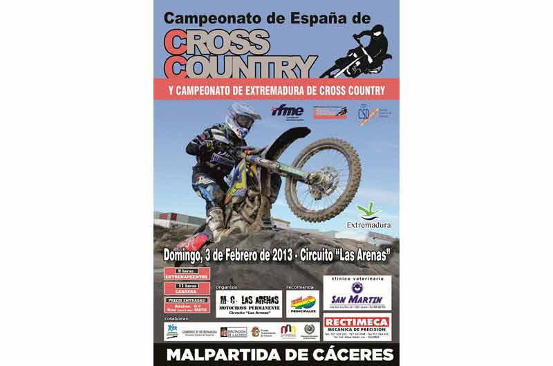 Segundo asalto del Campeonato de España de Cross Country