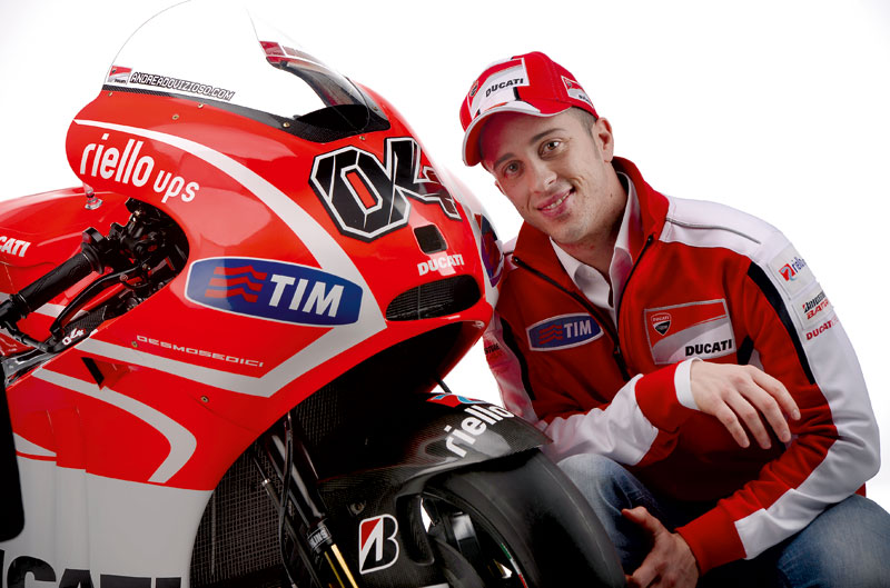 Dovizioso: Rossi es Rossi, y había muchas expectativas