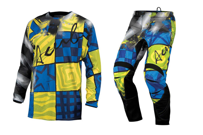 Conjunto Off Road Acerbis Fanatic
