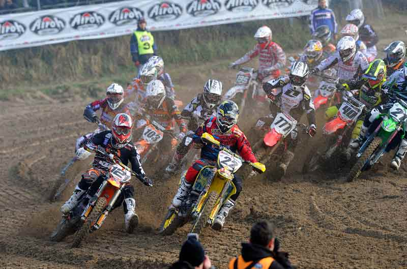 Strijbos vence en el Starcross de Mantova
