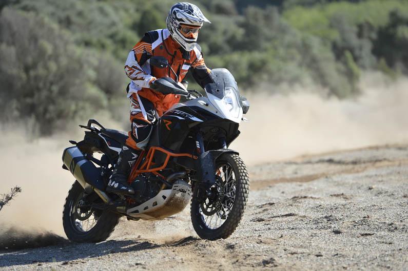KTM 1190 Adventure R. Prueba