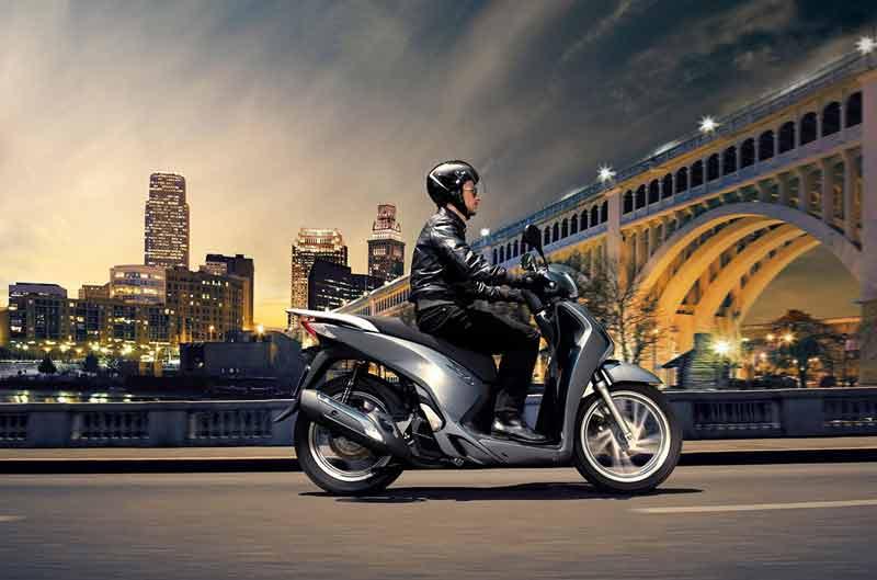 Honda Scoopy SH125i, más económica y con seguro gratis