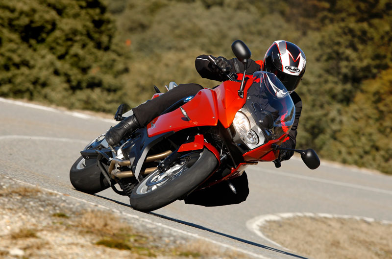 Bmw F 800 Gt Prueba Carretera Motociclismo Es