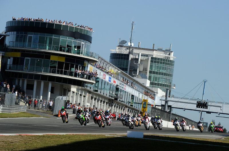 Lista de inscritos en el Mundial de Superbike y Supersport