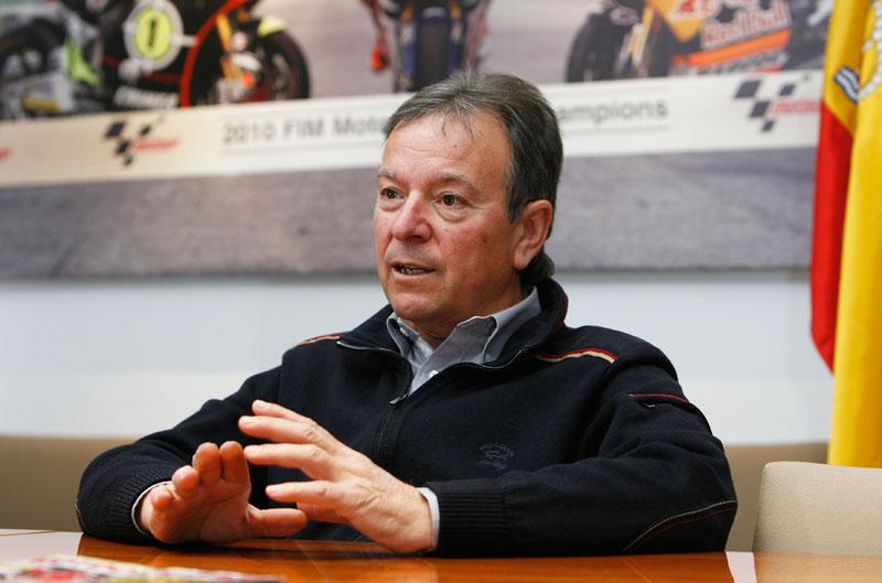 Entrevista a Ángel Viladoms, presidente de la RFME