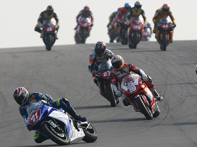 Ducati 1098, debut y victoria