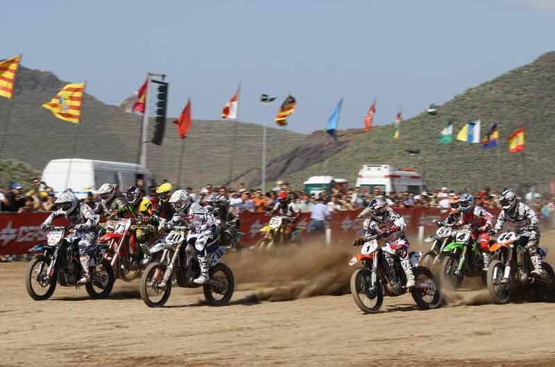 Calendario del Campeonato Nacional de Motocross