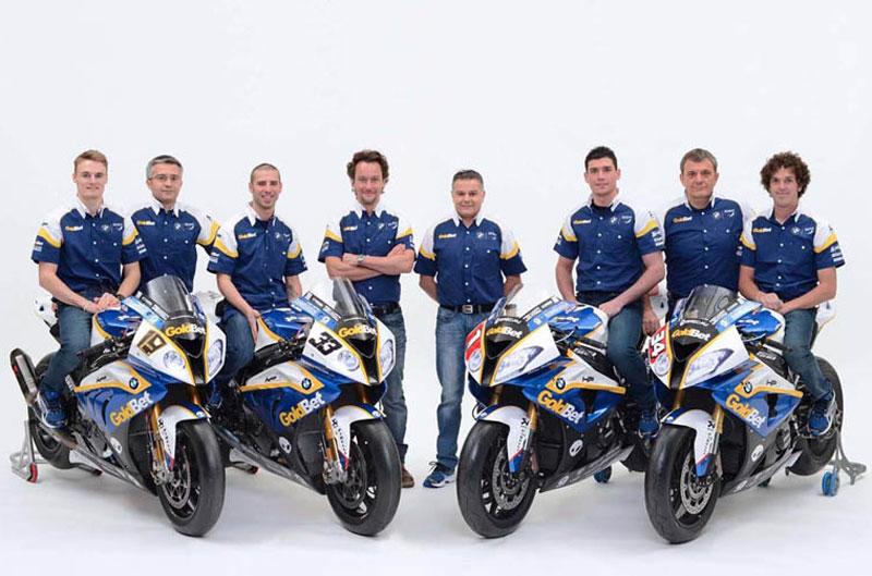 Presentación equipo BMW Superbike