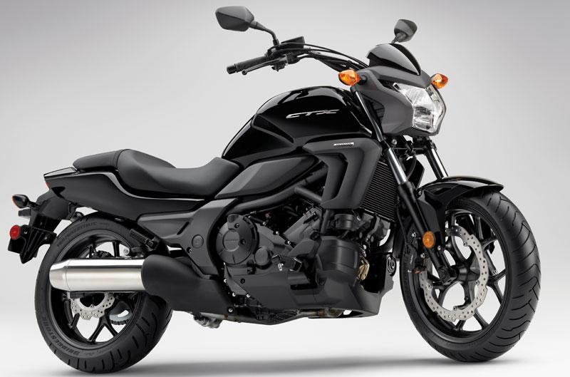 Nueva Honda CTX700
