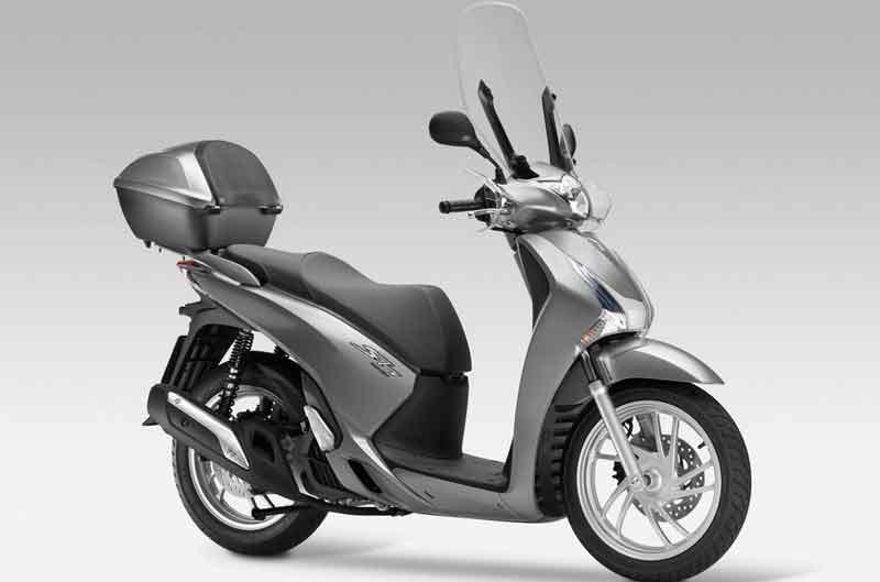 Financia tu Honda Scoopy SH125i 2013 sin intereses